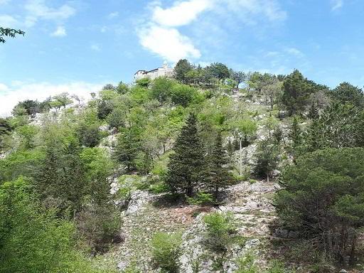 Chiesa di Santa Croce al Monte Calvario