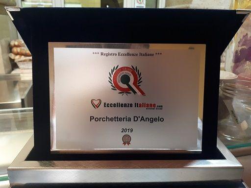 Porchetteria D'Angelo Eccellenza Italiana