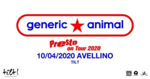 Generic Animal - 10.04 - Avellino @ TILT - tattoo bar events - | Avellino | Italy