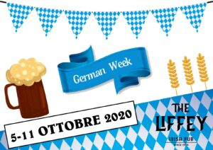German Week presso The Liffey Irish Pub - Benevento (Bn) @ The Liffey | Benevento | Italy