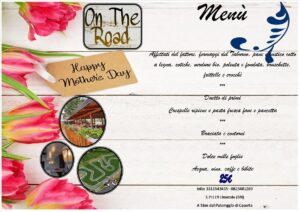 Festa della Mamma - Agriturismo On The Road - Limatola (Bn) @ Agriturismo On The Road | Castellabate | Italy